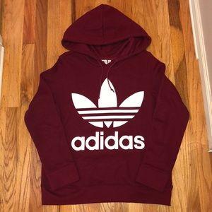 Adidas Oversized Hoodie